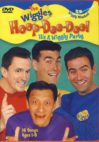 The Wiggles - Hoop-Dee-Doo! It's a Wiggly Party DVD Movie