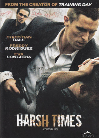 Harsh Times (Bilingual) DVD Movie