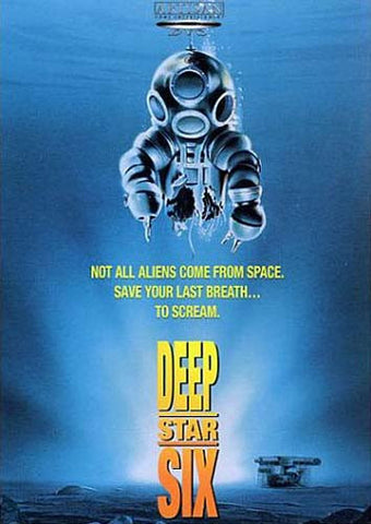 Deep Star Six DVD Movie