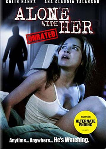 Alone With Her (Bilingual) DVD Movie