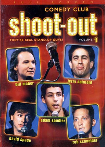 Comedy Club Shoot-out, Vol. 1 DVD Movie