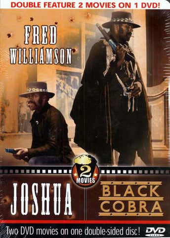 Fred Williamson - Joshua/Black Cobra (Double Feature) DVD Movie