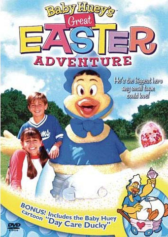 Baby Huey's Great Easter Adventure DVD Movie