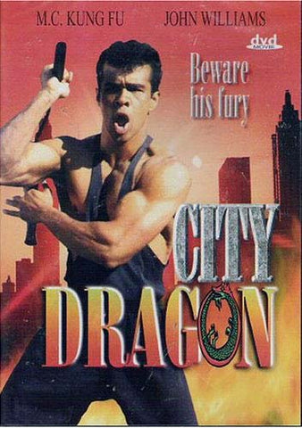 City Dragon DVD Movie