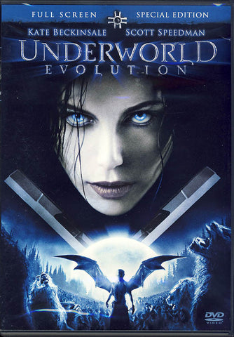 Underworld - Evolution (Fullscreen Special Edition) DVD Movie