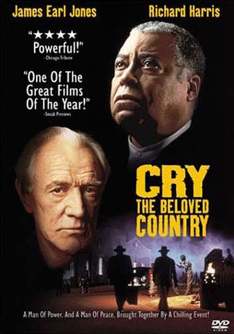 Cry, The Beloved Country (Bilingual) DVD Movie