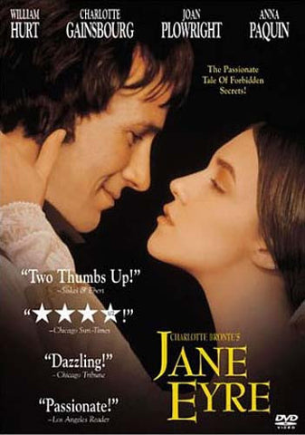 Jane Eyre (William Hurt) DVD Movie