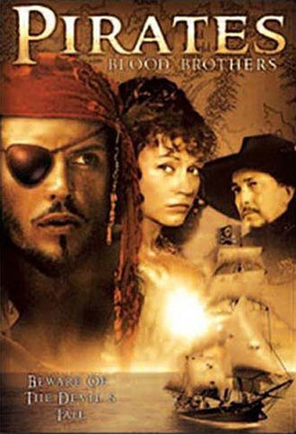Pirates - Blood Brothers DVD Movie