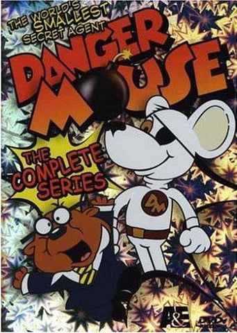 Dangermouse - The Complete Series - The World's Smallest Secret Agent (Boxset) DVD Movie