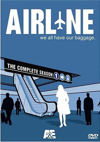 Airline - The Complete Season 1 ( boxset ) DVD Movie