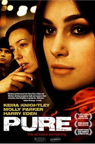 Pure (Keira Knightley) DVD Movie