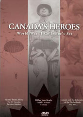 Canada's Heroes World War II (2) Collector's Set (Boxset)