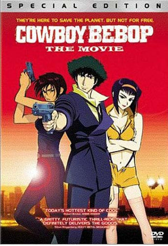 Cowboy Bebop - The Movie (Special Edition) DVD Movie