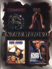 Extreme (Spawn/Mortal Combat:Annihilation/Dumb and Dumber/The Long Kiss Goodnight) (Boxset)