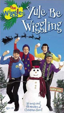 The Wiggles - Yule Be Wiggling DVD Movie