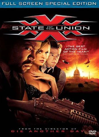 xXx - State of the Union - Full Screen Special Edition DVD Movie
