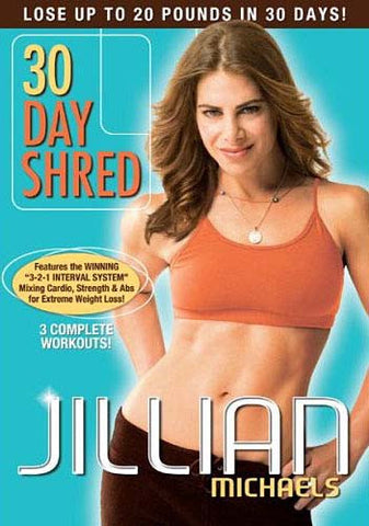 Jillian Michaels - 30 Day Shred (Maple) DVD Movie