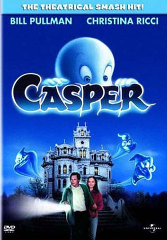 Casper (Widescreen Special Edition) DVD Movie