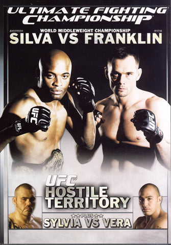 UFC (Ultimate Fighting Championship) 77 - Hostile Territory DVD Movie