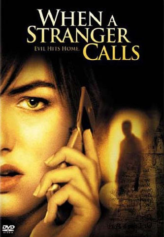 When a Stranger Calls (Camilla Belle) DVD Movie