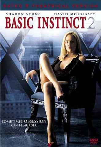 Basic Instinct 2 (Rated R Theatrical Version) - Fullscreen DVD Movie