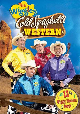 The Wiggles - Cold Spaghetti Western DVD Movie
