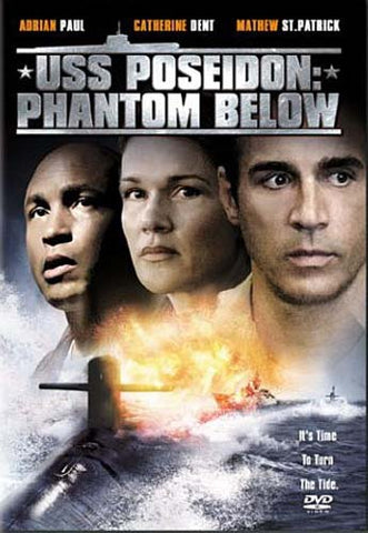 USS Poseidon - Phantom Below DVD Movie