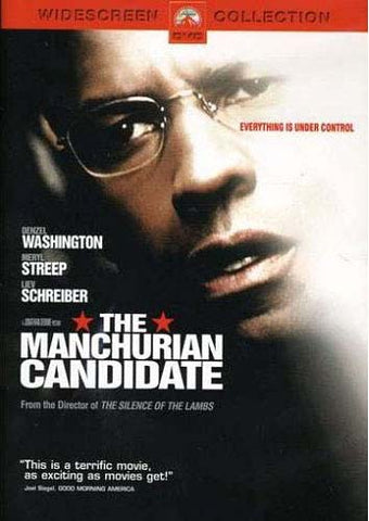 The Manchurian Candidate (Widescreen Collection) DVD Movie