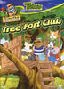 Timothy Goes to School - Tree Fort Club DVD Movie
