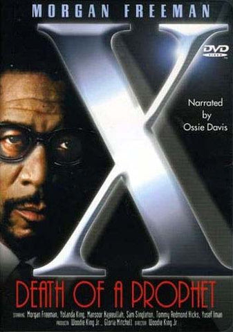 Death of a Prophet (Narrated By Ossie Davis) DVD Movie