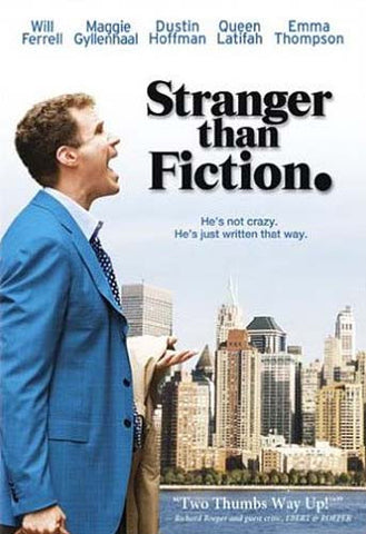 Stranger Than Fiction (Will Ferrell) DVD Movie
