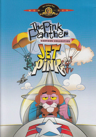 The Pink Panther Cartoon Collection - Jet Pink DVD Movie