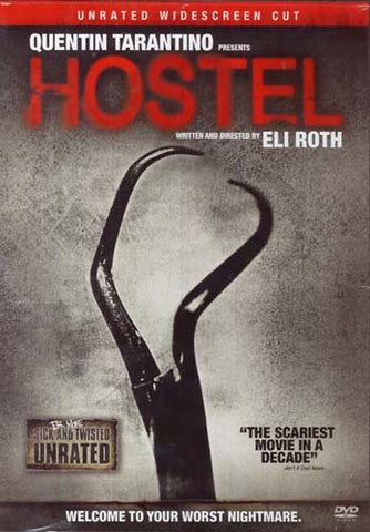 Hostel (Unrated Widescreen Cut) DVD Movie