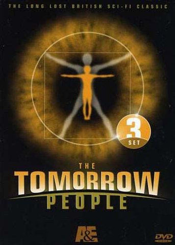 The Tomorrow People - Set 3 (Boxset) DVD Movie