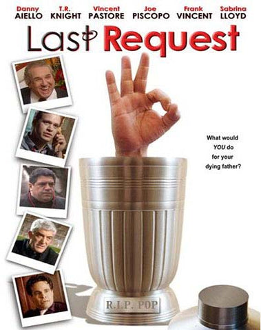 Last Request DVD Movie