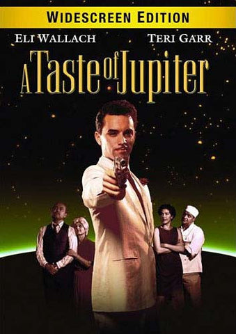 A Taste Of Jupiter DVD Movie