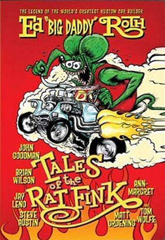 Tales of the Rat Fink DVD Movie