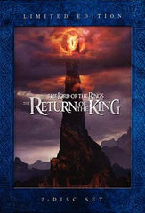 The Lord of the Rings - The Return of the King (Theatrical and Extended Limited Edition) (Bilingual)