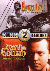 Hercules / David and Goliath (Double Feature)