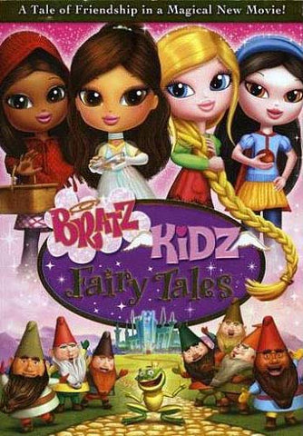 Bratz Kidz - Kidz Fairy Tales DVD Movie