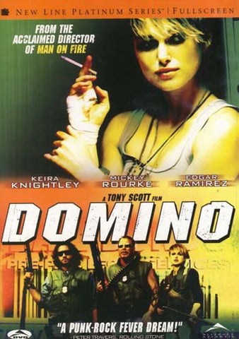 Domino (New Line Platinum Series) (Full Screen) DVD Movie