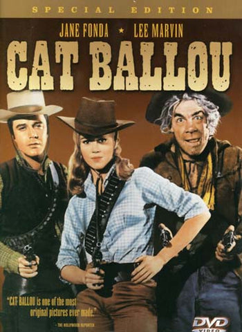 Cat Ballou (Special Edition) DVD Movie