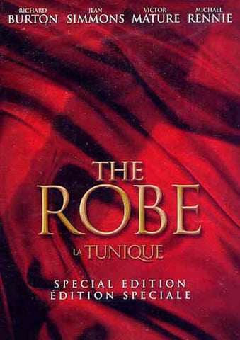 The Robe (Special Edition) (La Tunique) (Bilingual) DVD Movie