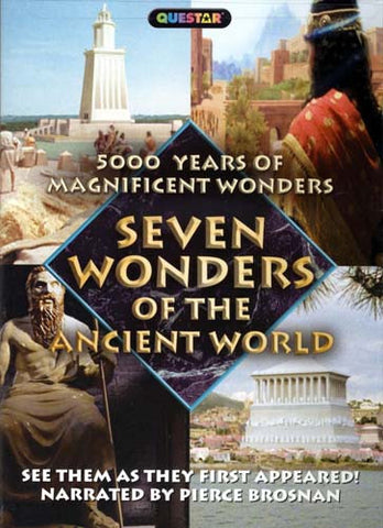 Magnificent Wonders - The Seven Wonders of the Ancient World DVD Movie