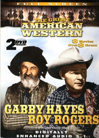 The Great American Western Vol. 29 - 30 (Boxset) DVD Movie