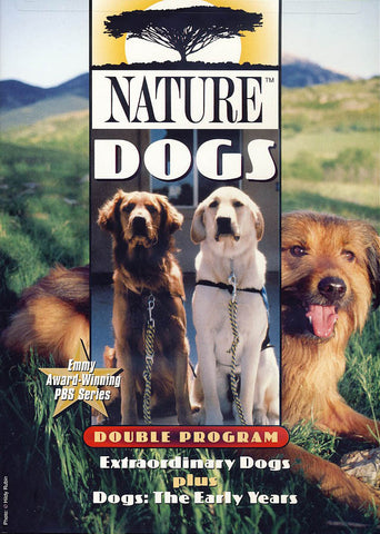 Nature - Dogs DVD Movie