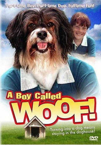 A Boy Called Woof DVD Movie