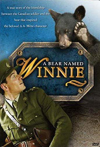 A Bear Named Winnie DVD Movie
