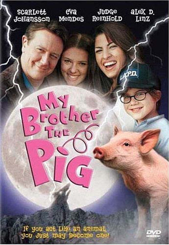 My Brother the Pig DVD Movie