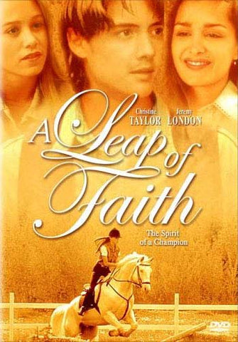 A Leap of Faith DVD Movie
